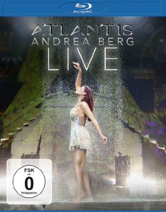 Andrea Berg - Atlantis Live Blue Ray