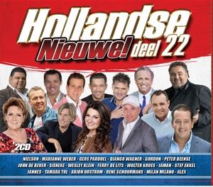 Hollandse Nieuwe 22 - Various Artist (2CD 2014)
