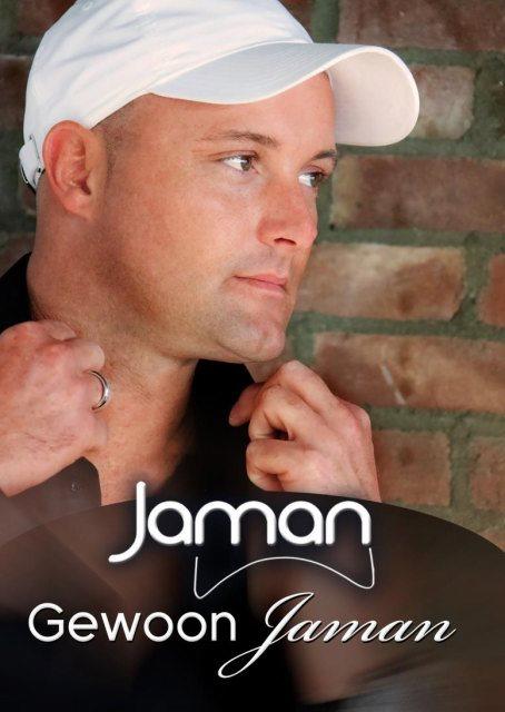 Jaman - Gewoon Jaman (DVD 2014)