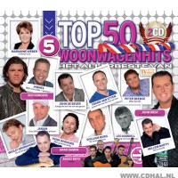 Woonwagenhits top 50 deel 5 (2CD 2015)