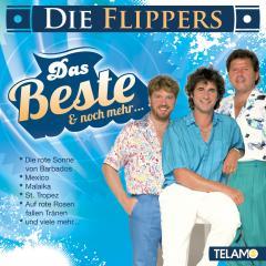 Die Flippers - Das Beste und noch mehr… (CD 2015)
