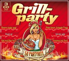 Various - Grillparty - 50 Partyhits
