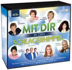 Various - Mit Dir in den Schlagerhimmel
