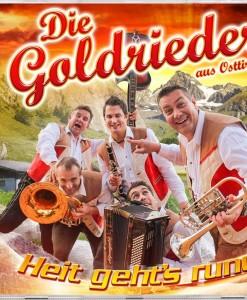 Die Goldrieder - Heit geht's rund