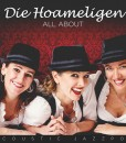 Die Hoameligen - All About - Acoustic Jazzpop