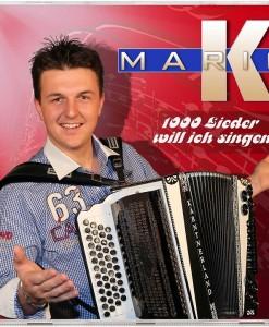 Mario K. - 1000 Lieder will ich singen