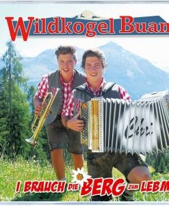 Wildkogel Buam - I brauch die Berg zum Lebm