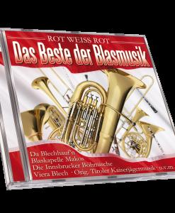 Rot Weiss Rot - Das Beste der Blasmusik
