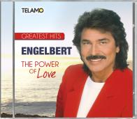 The Power Of Love, Greatest Hits - Engelbert (CD 2016)