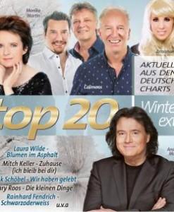 Nieuwe CD van deze winter, top 20 van 2016.