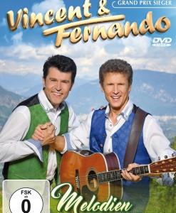 Vincent & Fernando - Melodien im Klang der Berge (DVD 2016)