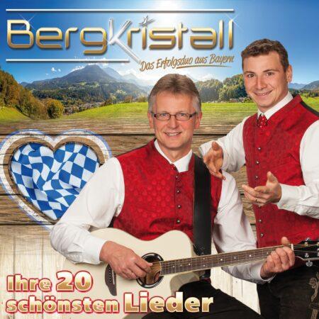 BergKristall - Ihre 20 schönsten Lieder (CD 2016)