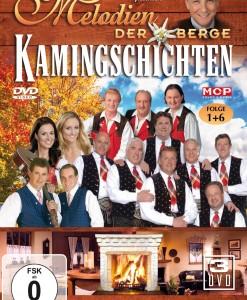 Melodien der Berge - Kamingschichten (3DVD 2016)