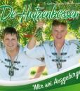 De Hutzenbossen - Mir sei Arzgebirger (CD 2016)