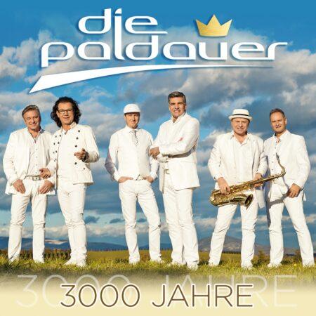 Die Paldauer - 3000 Jahre (CD 2016)