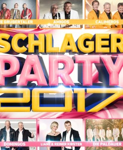 Various - Schlager Party 2017 (CD 2016)