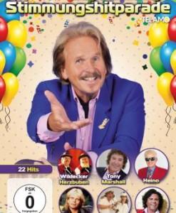 Frank Zander präsentiert: Die große Schlager-Stimmungshitparade (DVD 2017)