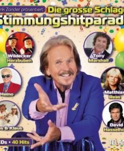 Frank Zander präsentiert: Die große Schlager-Stimmungshitparade (CD 2017)