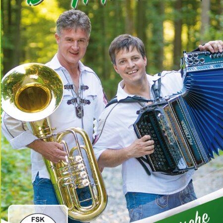 De Hutzenbossen - Erzgebirgische Volksmusik (DVD 2017)