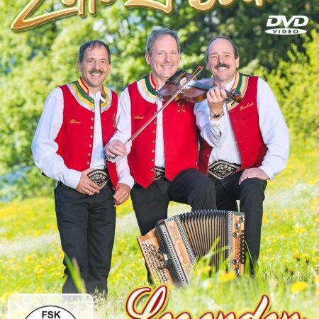 Zellberg Buam - Legenden der Volksmusik (DVD 2017)