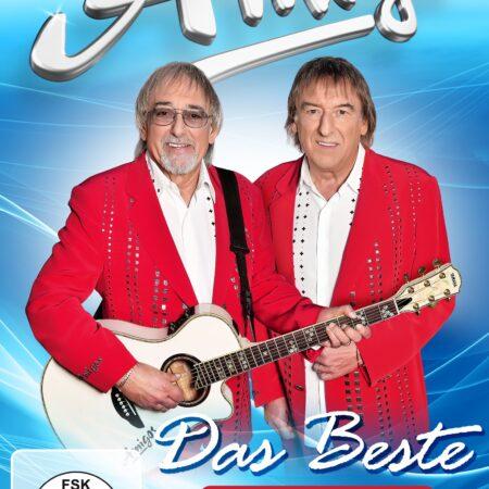 Amigos - Das Beste (DVD 2017)