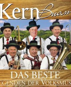 Kern Buam - Das Beste, Legenden der Volksmusik (CD 2017)