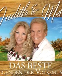 Judith & Mel - Das Beste, Legenden der Volksmusik (CD 2017)