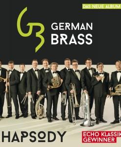 German Brass - Rhapsody (CD 2017)