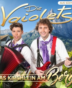 Die Vaiolets - Das Kirchlein am Berg (CD 2017)