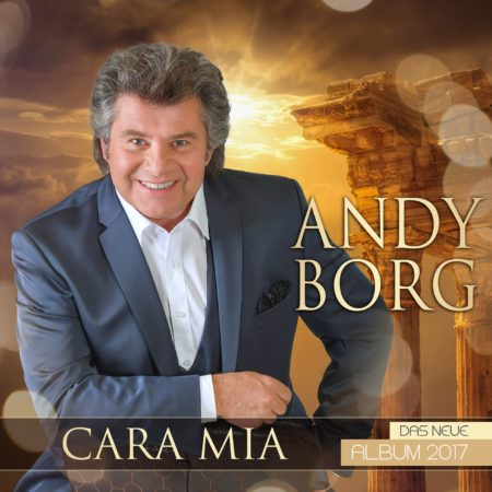 Andy Borg - Cara Mia (CD 2017)