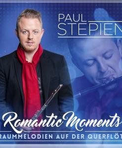 Paul Stepien - Romantic Moments (CD 2017)