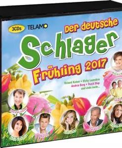 Various - Der deutsche Schlager Frühling 2017 (3CD 2017)