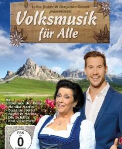 Various - Lydia Huber und Benjamin Grund präsentieren: Volksmusik für Alle (DVD 2017)