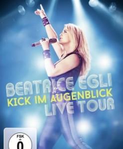 Beatrice Egli - Kick im Augenblick Live (DVD 2017)