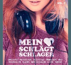Various - Mein Herz schlägt Schlager, Vol.3 (2CD 2017)