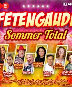 Various - Fetengaudi - Sommer Total (2CD 2017)