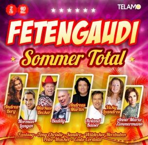 Various - Fetengaudi - Sommer Total (2CD 2017)
