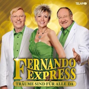 Fernando Express - Träume sind für alle da (CD 2017)