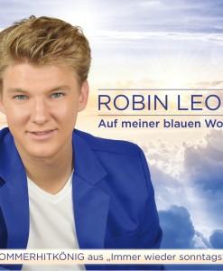 Robin Leon - Auf meiner blauen Wolke (CD 2017)
