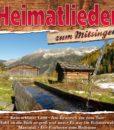 Various - Heimatlieder zum Mitsingen (CD 2017)