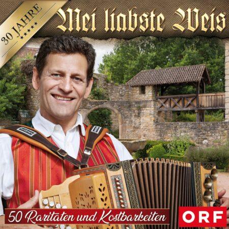 Various - Mei liabste Weis - 30 Jahre - 50 Raritäten und Kostbarkeiten (2CD 2018)