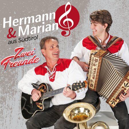 HERMANN & MARIAN - Zwei Freunde (CD 2018)