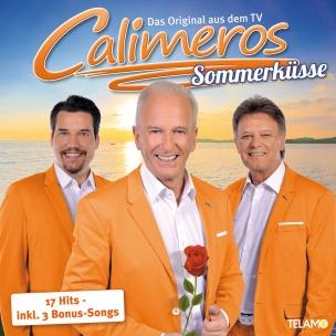 Calimeros - Sommerküsse (CD 2018)