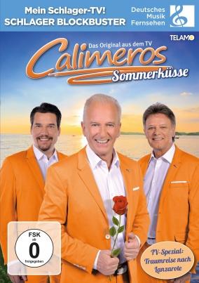 Calimeros - Sommerküsse (DVD 2018)