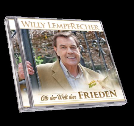 WILLY LEMPFRECHER - Gib der Welt den Frieden (CD 2018)