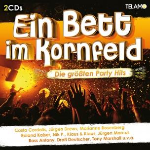 Various - Ein Bett im Kornfeld - Die größten Party Hits (2CD 2018)