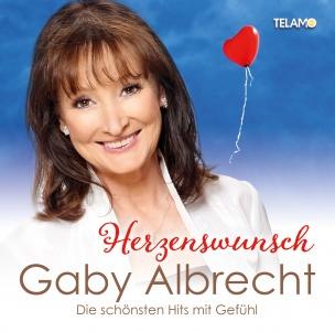 Gaby Albrecht - Herzenswunsch (Die schönsten Hits mit Gefühl) (2CD 2018)