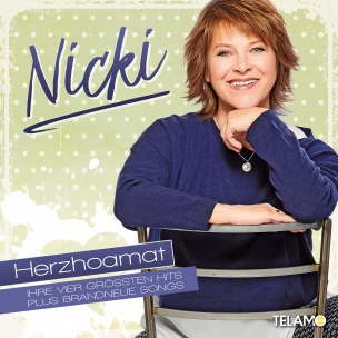 Nicki - Herzhoamat (CD 2018)