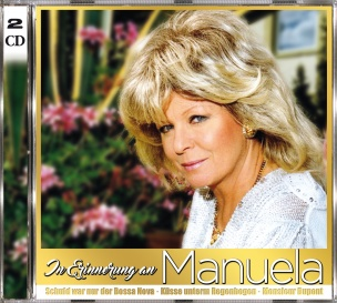 Manuela - In Erinnerung - Schuld war nur der Bossa Nova (2CD 2018)