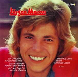 Jürgen Marcus (Vinyl)